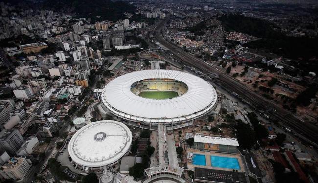 O Maracanã será palco das finais da Copa das Confederações e da Copa do Mundo - Foto: Ricardo Moraes | Reuters