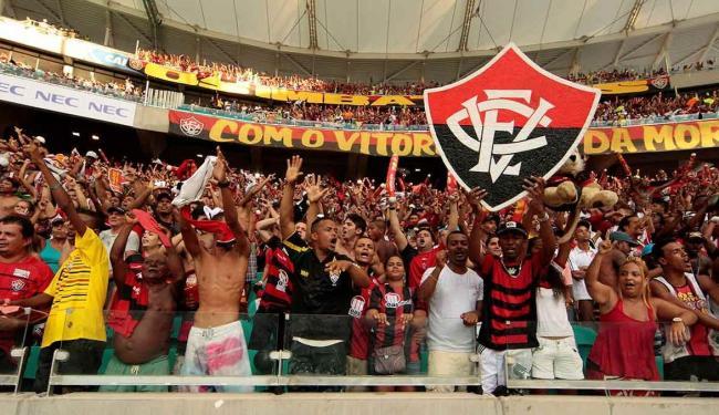 Com 100% de aproveitamento, rubro-negro volta à Arena e busca antecipar classificação - Foto: Eduardo Martins | Ag. A TARDE