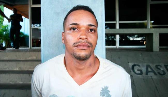 Coe foi preso na quinta-feira, 11, em Barra do Jacuípe - Foto: Divulgação | Polícia Civil