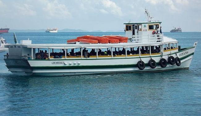 Condições de navegação na Baía de Todos-os-Santos são boas, com mar calmo e ventos fracos - Foto: Divulgação