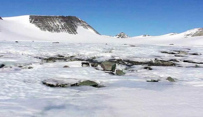 O degelo se intensificou a partir da metade do século XX - Foto: Arquivo | Agência Efe