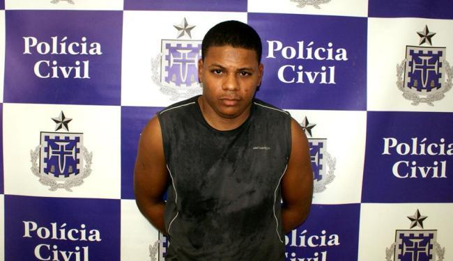 Djavan foi preso na sexta-feira pelo Grupo de Apreensão e Captura (GRAC), criado pelo DHPP - Foto: Divulgação | Polícia Civil