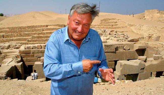 O suíço ficou famoso pela tese de que os deuses dos antigos eram seres alienígenas - Foto: Ramon Zuercher | Divulgação