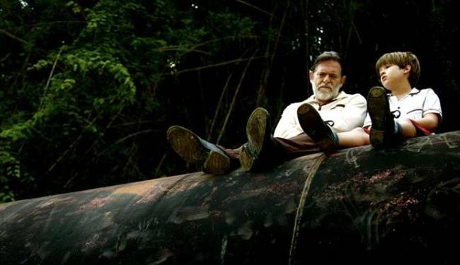 Longa é protagonizado por José de Abreu e João Guilherme Ávila - Foto: Divulgação