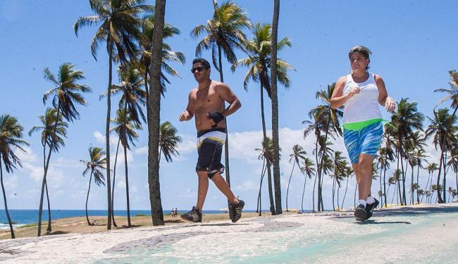Exercício demais também faz mal - Foto: Dorivan Marinho | Ag. A TARDE