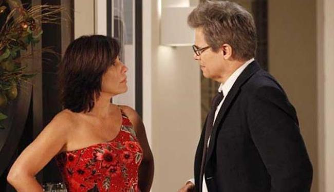 Roberta agradece Felipe por tê-la defendido - Foto: Reprodução   TV Globo