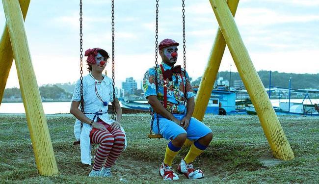 Personagem Melão Colico e Fulana, que vão se apresentar no Festit - Foto: Divulgação | FESTIT