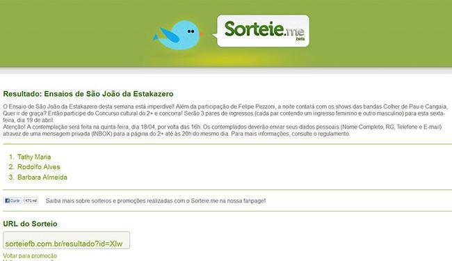 Confira os nomes dos vencedores das cortesias do Ensaio de São João Estakazero - Foto: A TARDE