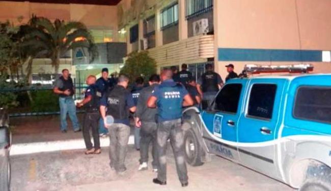 Operação tem objetivo de prender criminosos antes da micareta - Foto: Aldo Matos   Acorda Cidade