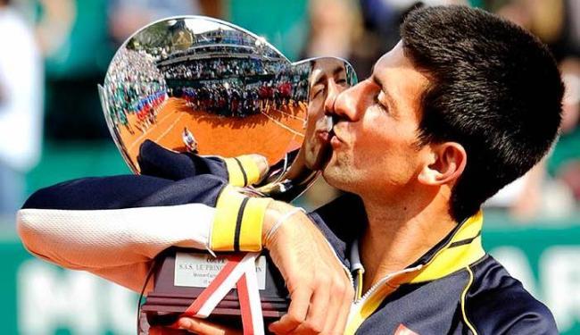 Djokovic teve o mérito de dar a volta por cima após ter colocado sua participação em dúvida - Foto: Agência Reuters