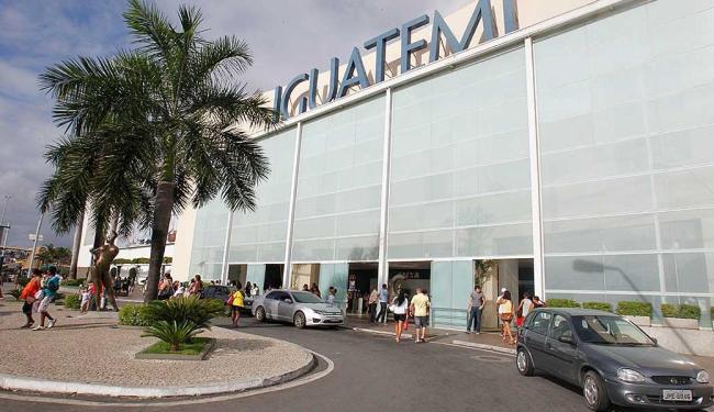 Iguatemi abriu praça de alimentação e cinema - Foto: Lúcio Távora   Ag. A TARDE
