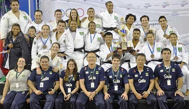 Seleção Brasileira de Judô - Foto: Divulgação   CBJ