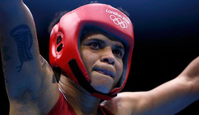 Adriana Araújo foi medalhista em Londres - Foto: Damir Sagolj | Reuters