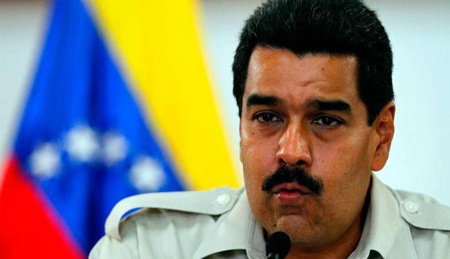 Maduro ofereceu canal de diálogo após acusar governo norte-americano de ingerência - Foto: Carlos Garcia Rawlins   Agência Reuters