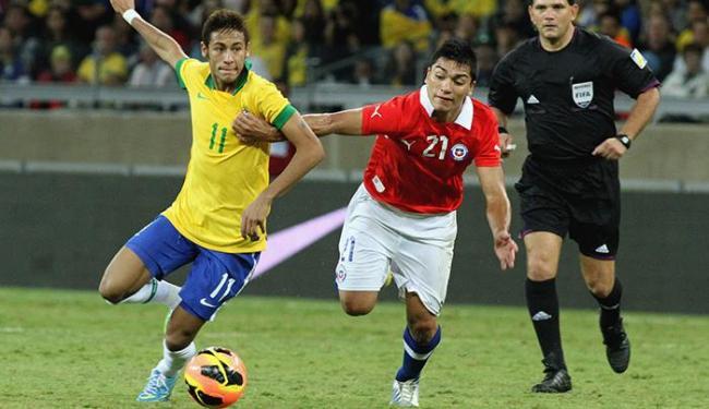 Seleção Brasileira teve atuação apagada em amistoso - Foto: Paulo Fonseca l EFE