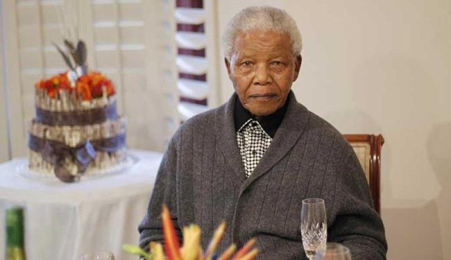 Ex-presidente sul africano se recupera bem, de acordo com sua filha - Foto: Agência Reuters