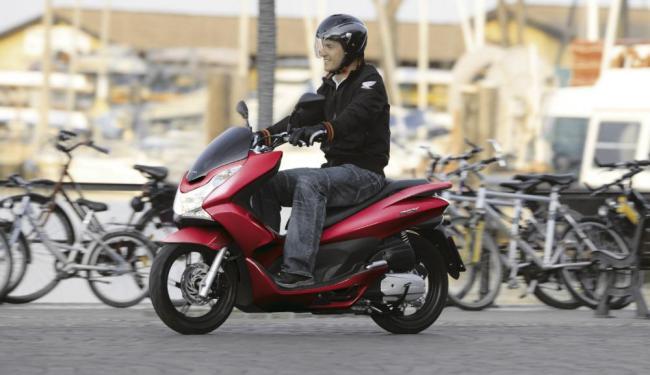 A nova scooter da Honda já está em produção - Foto: Divulgação