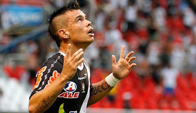 O jogador Bernardo foi espancado por traficantes após sequestro - Foto: Daniel Zappe | Fotocom.Net