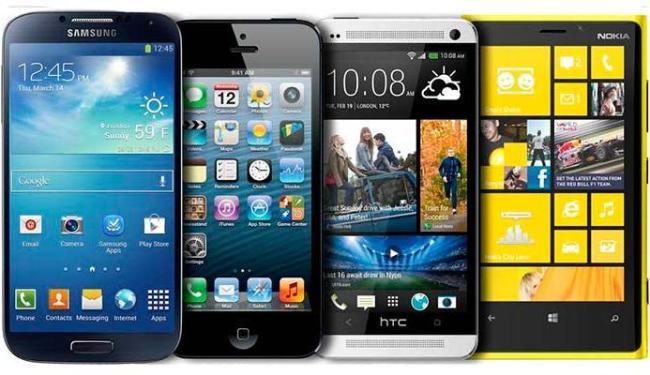 Smartphones superaram os celulares pela primeira vez - Foto: Divulgação