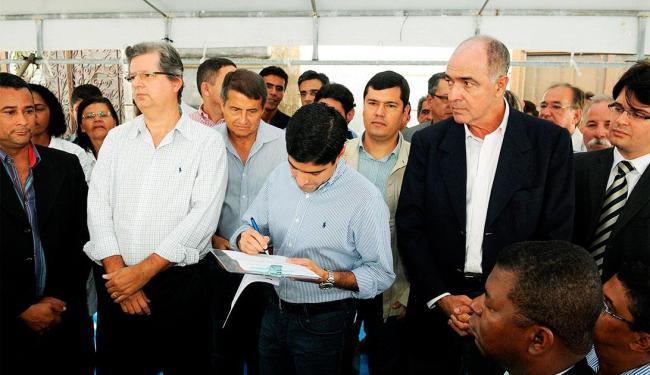 Serão investidos R$ 2,5 milhões nas obras, que começam na próxima segunda-feira - Foto: Valter Pontes   AGECOM
