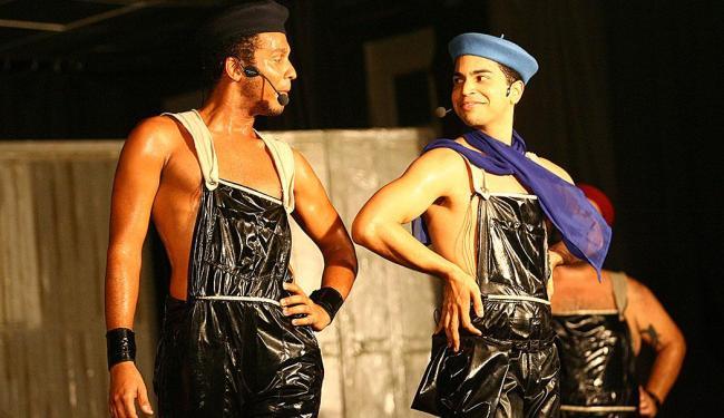 Peça mescla a linguagem do teatro americano com a música da Bahia - Foto: Fernando Amorim | Ag. A TARDE