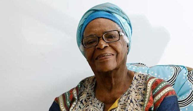 Mãe Stella é a primeira intelectual do movimento afro a ser nomeada para a Academia - Foto: Margarida Neide | Ag. A TARDE