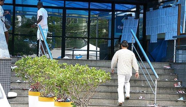 Apenas 2,67% dos inscritos faltaram à prova na capital baiana - Foto: Luciano da Matta | Ag. A TARDE