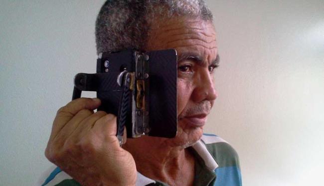 Fotógrafo cria capa de celular