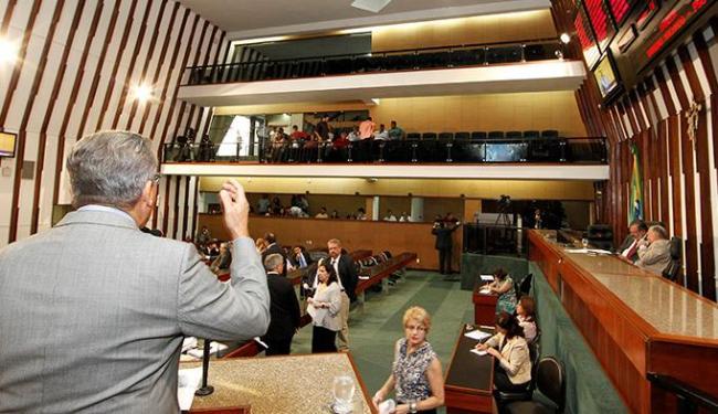 Proposta de aumento foi enviada pelo governo para apreciação da Assembleia Legislativa - Foto: Eduardo Martins   Ag. A TARDE   Arquivo