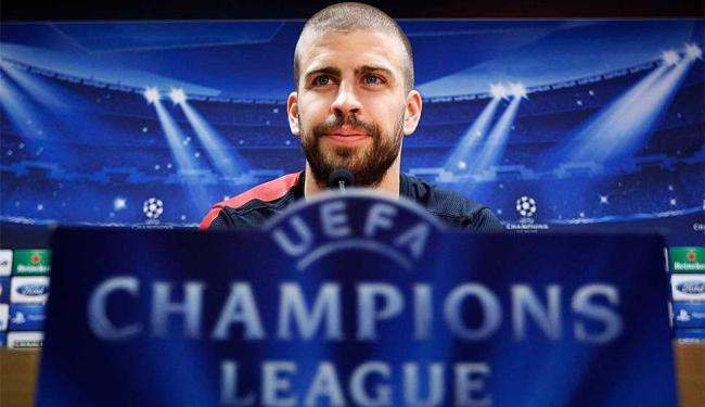 Zagueiro acredita que o Barça possa reverter a chance do Bayern - Foto: Agência Reuters