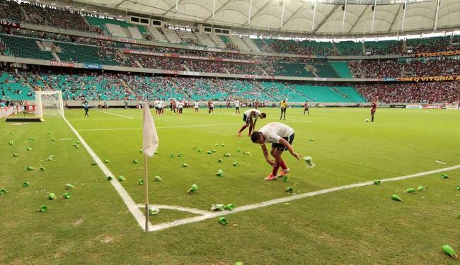 Comitê vai analisar instrumento visando a segurança durante a Copa do Mundo - Foto: Eduardo Martins | Ag. A TARDE