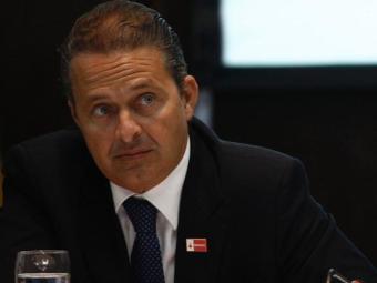 Campos foi o 1º governador a sancionar lei que destina royalties para educação - Foto: Lúcio Távora / Ag. A TARDE