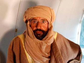O filho de Gaddafi compareceu nesta quinta-feira ao tribunal - Foto: Reuters