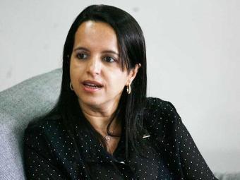 Jucélia Nascimento conheceu o programa e poderá implantar na rede de ensino municipal de Valença - Foto: Raul Spinassé | Ag. A TARDE