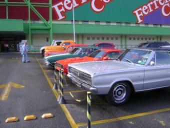 Exposição de carros antigos - Foto: Divulgação