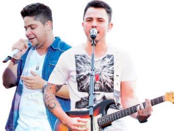 A dupla Jorge & Mateus é uma das atrações do weekend sertanejo - Foto: Divulgação
