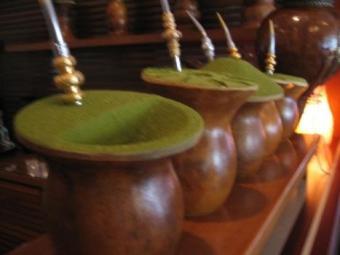 Chimarrão é uma bebida típica no sul do país - Foto: Divulgação