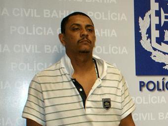 Roceirinho também é acusado de homicídio e assalto a banco pela polícia - Foto: Polícia Civil | Divulgação