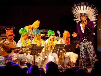 Carlinhos Brown recebe prêmio nos Estados Unidos - Foto: Tiago Dantas | Divulgação