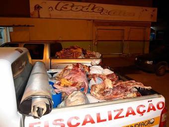 Material foi encaminhado para o lixão da cidade - Foto: Blog do Sigi Vilares