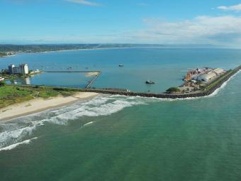 Pescador desapareceu a cerca de 10 quilômetros da costa de Ilhéus - Foto: Divulgação
