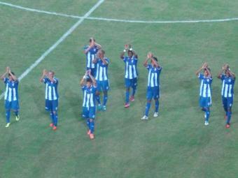 O azulino bateu o Ipitanga em Pituaçu e chegou a duas vitórias em dois jogos - Foto: Site Oficial do Galícia / Divulgação