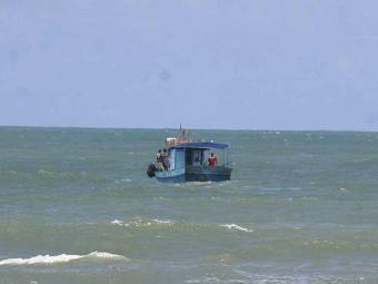 Acidente com barco pesqueiro aconteceu no último sábado - Foto: Zeka | Ag. A TARDE