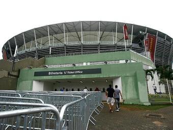 Na Fonte Nova, os bilhetes poderão ser encontrados a partir desta quinta-feira - Foto: Raul Spinassé | Ag. A TARDE