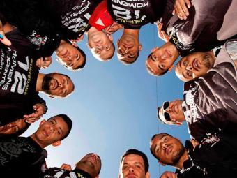 Os doze torcedores do Corinthians estão presos há cerca de 3 meses - Foto: Agência Reuters
