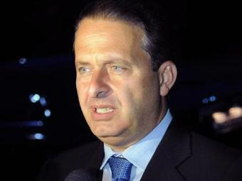 Eduardo Campos (PSB) deve sair candidato à presidência - Foto: Fabio Rodrigues Pozzebom   Ag. Brasil
