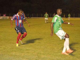 Time B do Bahia joga mal e amarga derrota de 2 a 0 para o Luverdense na Copa do Brasil - Foto: Celso Expresso   Ag. BA PRESS