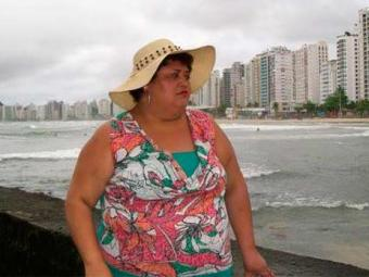 Denise sofreu mais de dez anos com a doença sem diagnóstico - Foto: Denise Ferreira   Arquivo Pessoal