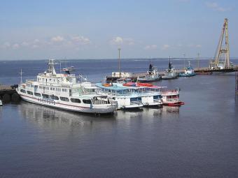 Porto da cidade vai precisar receber grandes navios para garantir hospedagem - Foto: André Luiz Barreiros | Divulgação
