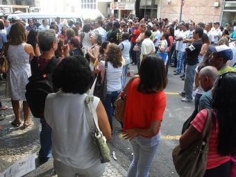 Servidores de Salvador aderem à greve - Foto: Sindseps | Divulgação